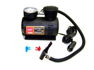 PSI 12V Car Auto Portable Pump Tire Tyre Inflator Mini Air Compressor