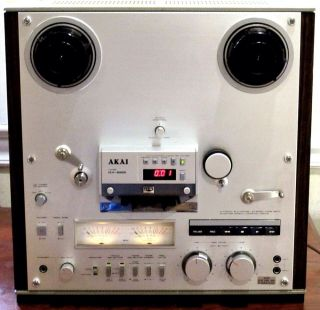 Amazing AKAI GX 625 Reel to Reel Tape Recorder Deck In Very Good