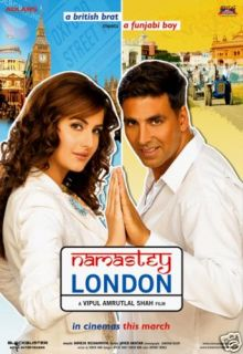 Namaste London Akshay Katrina Original Hindi DVD