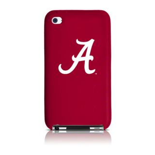 alabama crimson tide ipod touch 4g silicone cover