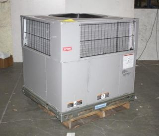 Bryant 4 Ton Packaged Air Conditioner A C Natural Gas 130K BTU Furnace