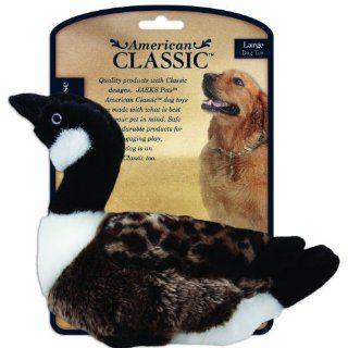 American Classic Candian GOOSE Dog Toy AKC Jakks Plush