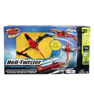 Air Hogs Heli Twister Radio Control Helicopter Red