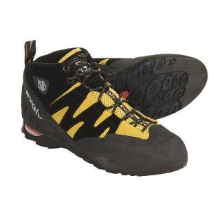 Evolv Maximus Rock Climbing Shoes Unisex Sz 7 5 $139