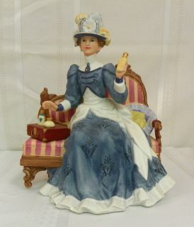 1992 AVON Mrs Albee Award Presidents Club Award Figurine Great