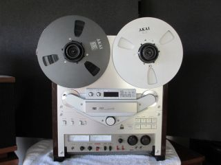 Akai GX 747DBX Reel to Reel Tape Recorder