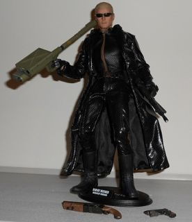 Hot Toys Albert Wesker Midnight Version Resident Evil Biohazard Figure