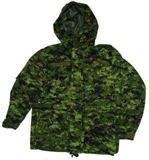 CANADIAN ARMY CADPAT COMBAT COAT ICE MODEL size 7040 19K C19