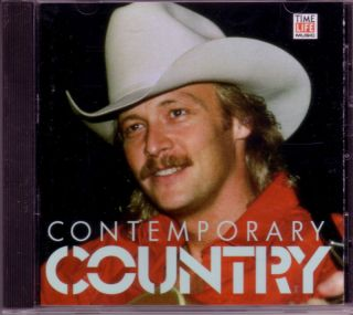 Time Life Contemporary Country Early 90s Alan Jackson