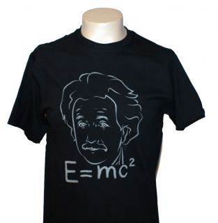 Albert Einstein E MC2 T Shirt Theory Relativity Geek