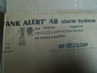 SJE Rhombus Tank Alert AB Basement Technologies Grabber PAL II 1019745