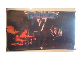 Van Halen Poster Michael Anthony Alex Van Halen