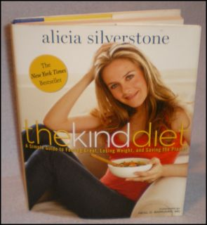 the kind diet by alicia silverstone includes many plant based recipes