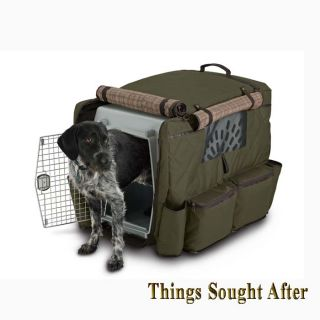 Insulated Kennel Jacket for Dog Pet Carrier Tote Cage