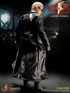 Hot Toys Albert Wesker Midnight Ver CY Sheva Alomar Chris Blade