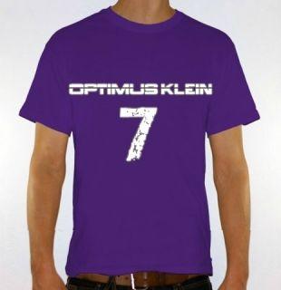 Kansas State Wildcats KSU Collin Klein Optimus Klein T Shirt Heisman