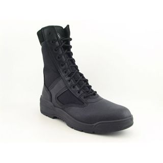 ALTAMA Tactical Duty Mens Sz 9 5 Black Blk Boots Military 2E x Wide