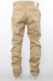 Karmaloop Altamont The Davis Slim Fit Chino Pant Khaki