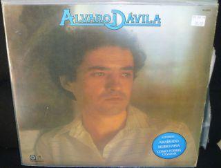 Alvaro Davila MI 8065 LP VG 20101117