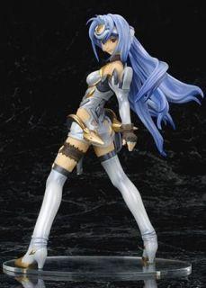 Alter Xenosaga KOS mos Sexy Girl Figure 1 8 Kosmos RARE