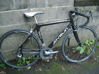 Javelin Amarone Carbon Fiber Road Bike Full Dura Ace 7800 Size Small