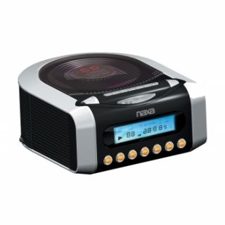 durabrand cr 500 am fm digital alarm clock radio. Black Bedroom Furniture Sets. Home Design Ideas