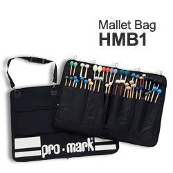 New Pro Mark Travel Hanging Drum Stick Mallet Bag HMB1