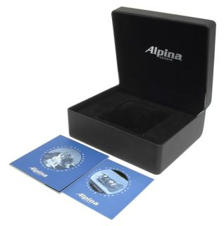 Alpina Automatic Diamond Men's Watch Al 650LBBB3FBAED6