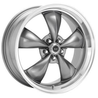 American Racing Torq Thrust M Anthracite Wheel 17 x10 5 5x4 75 BC