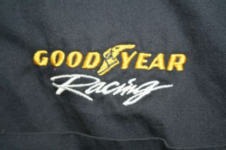 Cool Goodyear Racing Shirt   Nascar Indy Hot Rod Rat Rod Auto Tires