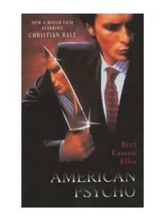 American Psycho Film Tie in Ellis Bret Easton 033048477X