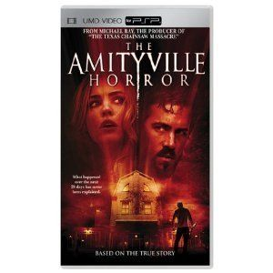 The Amityville Horror UMD Video for PSP