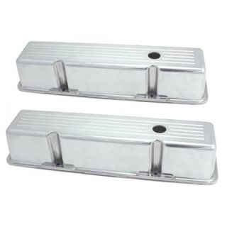 Spectre Performance Aluminum Valve Covers 5000 Chevy SBC 283 305 350