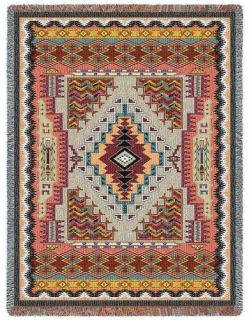 Native American Indian Weave New Blanket Afghan Throw