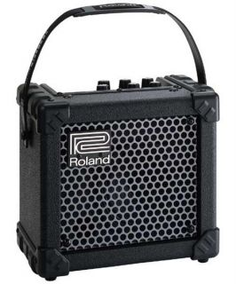 Roland Microcube Battery Powered Electric Guitar Amplifier Micro Cube