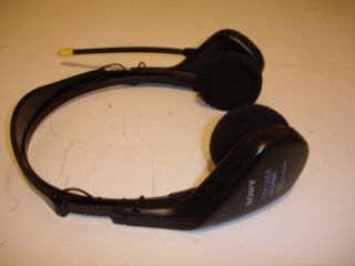 sony srf h2 am fm headphone walkman set