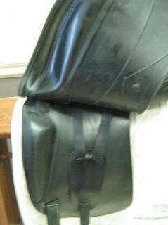 Amerigo Pinerolo Alto Dressage Saddle   17,5