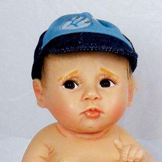 Ashton Drake Anatomically Correct Blue Boy Baby Doll