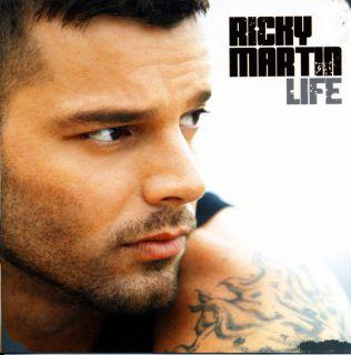 Ricky Martin Life 12 Songs Amerie Debi Nova Vivian Perez Rita Rosa