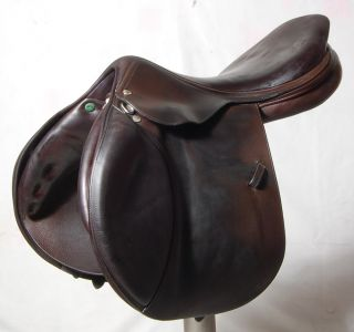 18 5 Amerigo Jumping Saddle SO7771 Great Price Perfect
