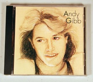 Andy Gibb Greatest Hits Best of Out of Print
