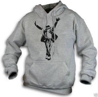 Michael Jackson Teens Hoody Free Matching T Shirt Hooded Top