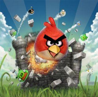 Angry Birds PC Game 2012 Windows 7 XP Vista New