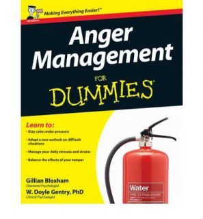 Back to home page  Listed as Anger Management For Dummies by W