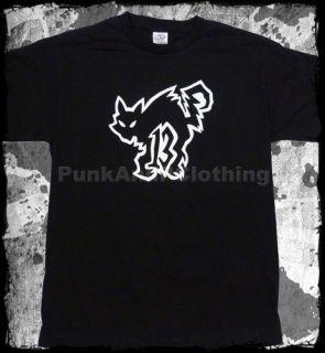 13 Cats Logo Rockabilly Official T Shirt Fast Shipping
