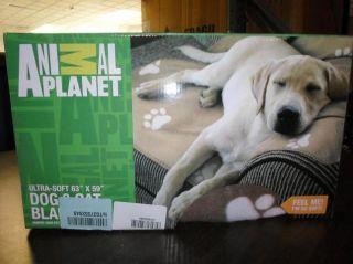 Animal Planet 16362160042 Ultra Soft Dog & Cat Blanket, Small