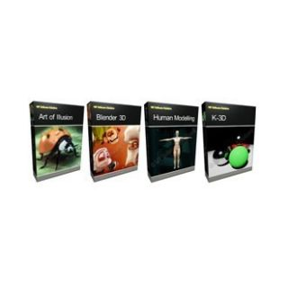 3D Graphics Design Animation Studio Software Bundle