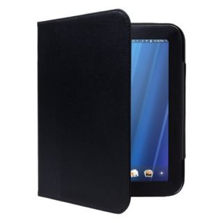 New Black HP Touchpad Tablet 9 7 Stand Leather Case Cover Holder