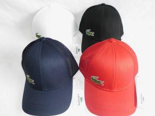 f6e18fee9 Lacoste Hat Cap Andy Roddick Tennis Fast Dry Side Croc Pro match NWT