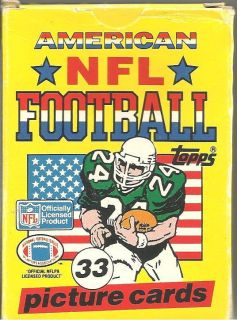 Topps NFL American Football Trading Card See Which Cards Available